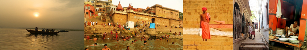 Dawn Boat Ride on the Ganges and Old City Walk